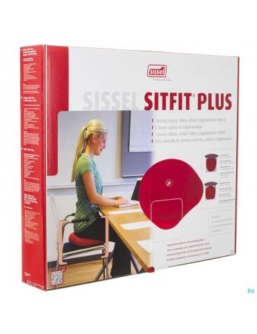 Sissel Sitfit Plus Coussin Ballon Bleu + Pompe