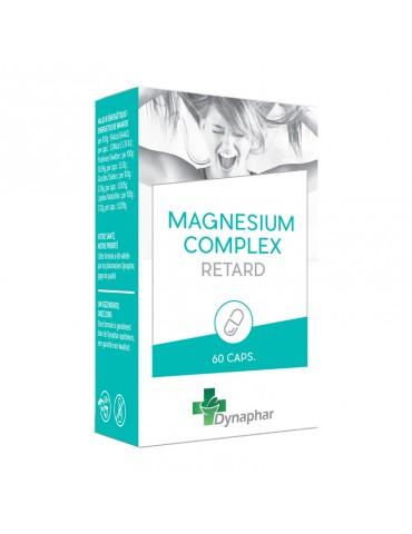 Magnesium Complexe Dynaphar Caps 120